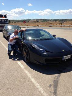 Me and Ferrari
