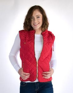 Fall 2016 Ladies Reversible Vest – Chase USA International ...