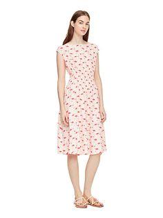 flamingo blaire dress | Kate Spade New York