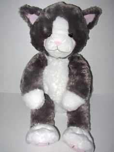 Stuffed Animal Give A Cat Cat Cupcake Book