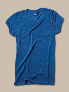 #Alternative klein blue t-shirt