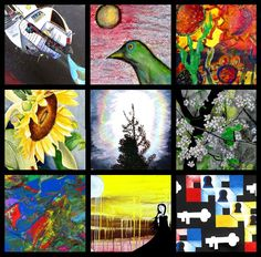 Now Accepting Artwork Entries: Creations of Hope 2014: An exhibit by artists experiencing mental illness