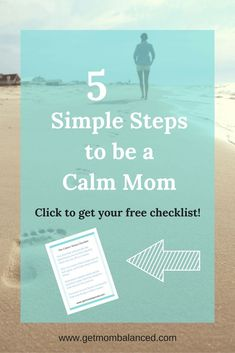 Mom stress relief | Free printable for mothers | Stay at home mom stress management | Working mom stress relief | Simple way to calm down | Breathing