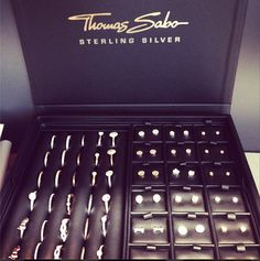 New Thomas Sabo Jewellery !! Rings and Earrings !!