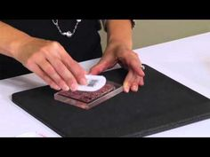 Sizzix Stampers Secret Weapon for Stamping PERFECTLY!