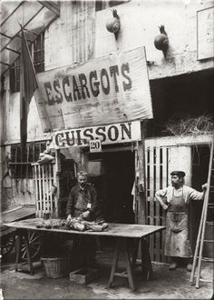 Photo Paul Geniaux, Paris, vers 1900.
