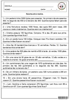 Vera Cunha's media content and analytics Math Charts, Classroom Management Tips, Maria Jose, Word Problems, Coreldraw, Personal Trainer, Professor, Content, Education