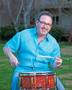 Chris Anthony '88 has reclaimed the Guinness Book of World Records' title for longest drum roll.