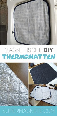 These homemade DIY thermal mats are the solution for all van friends who . - These homemade DIY thermal mats are the solution for all van friends who don& want to spend a - Auto Camping, Minivan Camping, Diy Camping, Camping Gear, Camping Outfits, Outdoor Camping, Hippie Camper, Camper Caravan, Camper Life