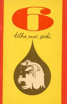Mõista, Mõista: Vintage Estonian Book Covers - 50 Watts