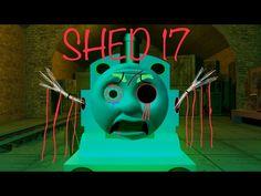 Shed 17 Thomas.