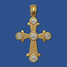 The Alpha Omega Cross from Gallery Byzantium