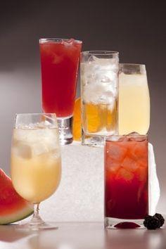 Flavor base + bubbles = easy homemade soda