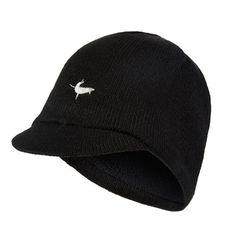 4e317e2ba56 SealSkinz-Waterproof-Peaked-Beanie-Hat