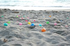 Take the Kids to the Beach for an Easter Egg Hunt | Easter in Naples, Florida
