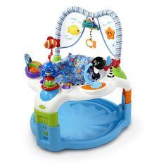 Baby Einstein Ocean Adventure Neptune Activity Center Saucer Exersaucer Gym NEW in Baby, Baby Gear, Activity Centers | eBay
