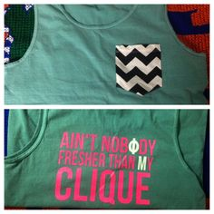 This is our Spring Break tank from Phi Mu at the... | sorority sugar