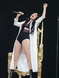Star Tracks: Monday, July 6, 2015 | BACK AT IT | What a trooper! Following a hospital stint that included surgery, Jessie J returns to the stage for a performance at the New Look Wireless Festival on Sunday.
