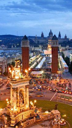 Barcelona, Spain by wteresa