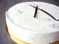 Un «grand cru vanille» revisité avec cet entremet composé d'une dacquoise noisette, d'un croustillant praliné, d'une mousse légère à la vanille et qui cach…