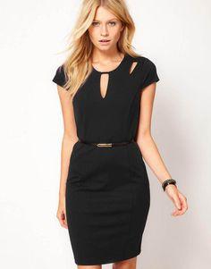 Gender: Women Waistline: Natural Sleeve Style: Regular Pattern Type: Solid Material: Cotton,Polyester,Spandex Dresses Length: Knee-Length Neckline: O-Neck Silhouette: Sheath Sleeve Length: Sleeveless