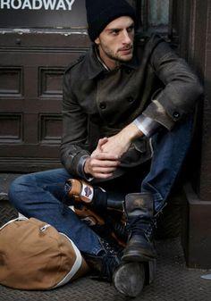 K.O. | Rafael Lazzini for Rockstter Winter 2012 - Badass boots.