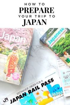 A great travel guide for how to prepare your trip to Japan, from buying a Japan Rail Pass to booking a trip to an owl cafe! All the travel tips you need to know before you go Japan Travel Guide, Tokyo Travel, Asia Travel, Malaysia Travel, Airline Travel, Spain Travel, Travel Packing, Thailand Travel, Nagasaki