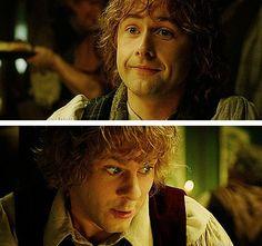 Hobbits... Kind of cuuuuuute :3