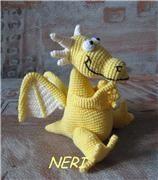 Crochet Dragon Myron Tutorial.