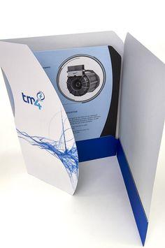 TM4_Corp Folder (Cidma Group) by Gill Cad, via Behance
