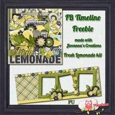 Jiovanna's Creations: Fresh Lemonade Kit, Freebie & A Winner!