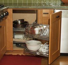 Magic Corner Kitchen Cabinets