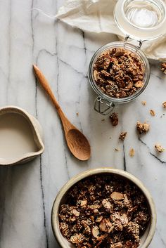 Honey Almond QuinoaGranola