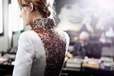Fitting Métiers d'Art de Chanel Paris-Bombay 2011