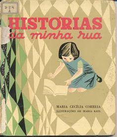 """""""Histórias da minha rua"""" - Maria Keil"""