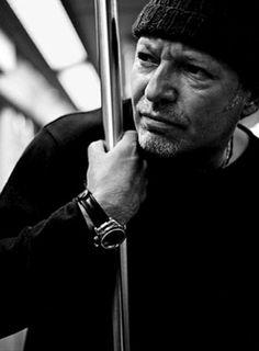 "Metropolitana, Los Angeles, novembre 2000  Immagione tratta dal libri ""Vasco, Tabularasa"" di  Efrem Raimondi, Toni Thorimbert"