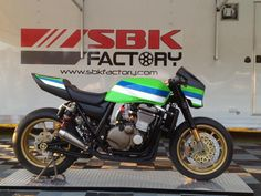 The ZRX1224RR from the folks at SBK Factory.