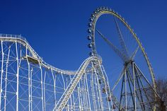 Fun fairs and theme parks