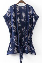 SHARE & Get it FREE   Vintage Style Collarless Short Sleeves Floral Print Women's KimonoFor Fashion Lovers only:80,000+ Items • New Arrivals Daily • Affordable Casual to Chic for Every Occasion Join Sammydress: Get YOUR $50 NOW!