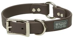 Terrain D.O.G. Brahma Webb Hunting Dog Collar, 1' by 17', Brown >>> Check out the image by visiting the link. (This is an affiliate link and I receive a commission for the sales)