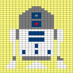 Knitting patterns for star wars but could also be cross stitch Star Wars Crochet, Crochet Stars, Star Wars Crafts, Geek Crafts, Knitting Charts, Knitting Patterns, Crochet Patterns, Pixel Art, Scrappy Quilts