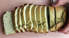 Broccoli Protein Bread (Low-Carb & Gluten-Free)