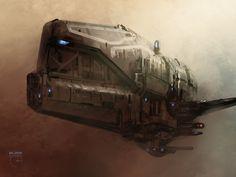 Whale Ship by Steve Burg