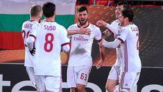 Patrick Cutrone, Alessio Romagnoli shine in decisive Milan first-leg victory