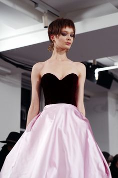 oscar de la renta, fall 2014. photo by miguel yatco. livinginthestills.com