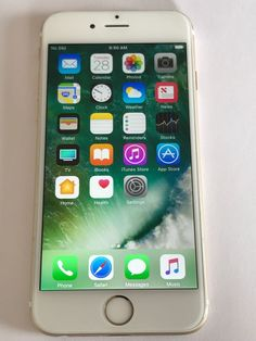 Apple iPhone 6 - 64GB - Gold (Unlocked) Smartphone