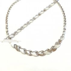 Ezüst Nyakék (méret:50) EE 80138 Diamond, Bracelets, Silver, Jewelry, Jewlery, Jewerly, Schmuck, Diamonds, Jewels