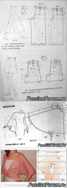 Sewing simple patterns - Veronica Zam - - Шитье простые выкройки Dresses with patterns from the Internet. – entry in the Sewing community in the Sewing workshop category // Taika Easy Sewing Patterns, Sewing Tutorials, Clothing Patterns, Sewing Projects, Sewing Tips, Dress Patterns, Sewing Pants, Sewing Clothes, Diy Clothes