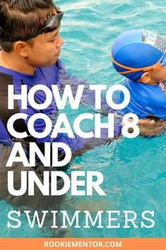 How To Coach 8 and Under Swimmers. A detailed inside look into teaching or reinforcing basic water safety and water confidence. Then, once the basics are down, how to teach different swimming techniques, forms and strokes. Baby Swimming Classes, Toddler Swimming Lessons, Swimming Games, Swimming Drills, Swimming Coach, Competitive Swimming, Swimming Tips, Swim Lessons, Swimming Workouts