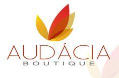 Logotipo para Boutique - Audácia #boutique #logoParaBoutique#logotipos #logos #logotipo #inspiration #logosfacil